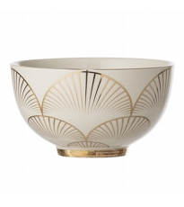 Art Deco Gold Bowl