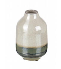 Oatmeal Ombre Vase Small