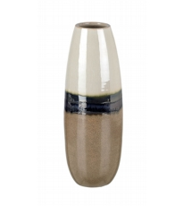 Oatmeal Ombre Vase -  Large