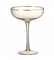 Blush Cocktail Glass
