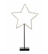 Led Star On A Stand