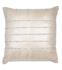 Lined Sparkle Cushion