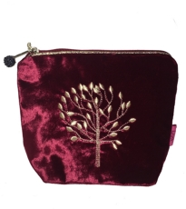 Mulberry Tree Small Pouch