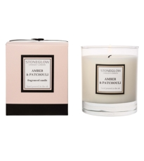 Amber & Patchouli Candle