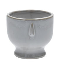 Round Face Vase - Small