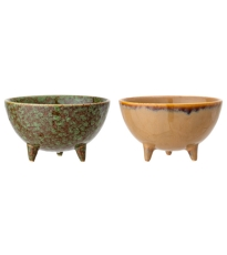 3 Legged Planter Pots Set Of 2