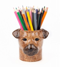 Border Terrier Pencil Pot
